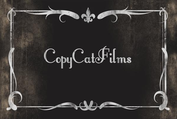 Silent Film Title Card On Behance