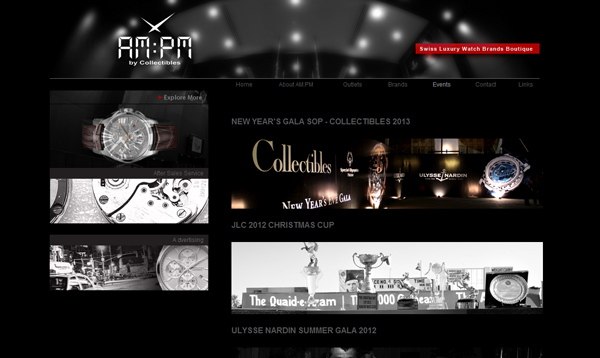 am pm swiss luxury watch brands boutique on adweek talent gallery. Black Bedroom Furniture Sets. Home Design Ideas