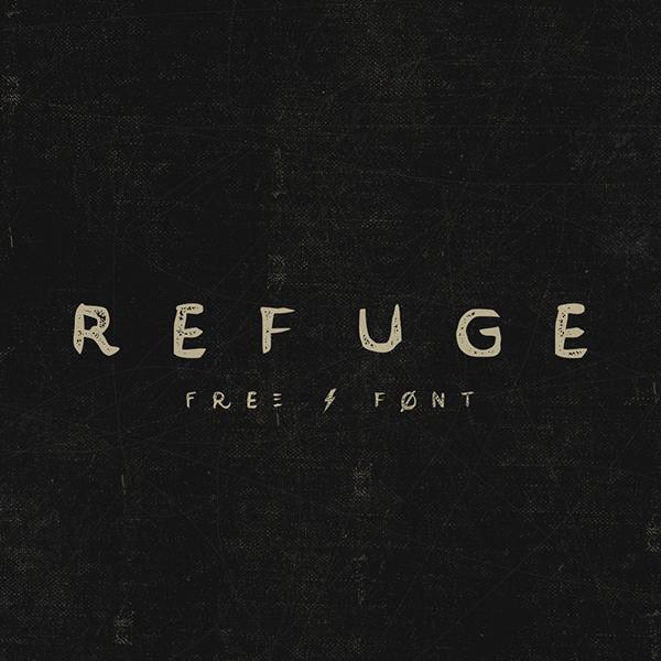 Refuge Font Download