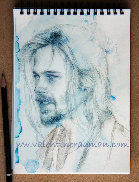 drawings pencil celebrities