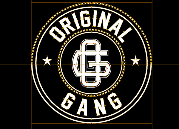 Original-Gang Logo on Behance