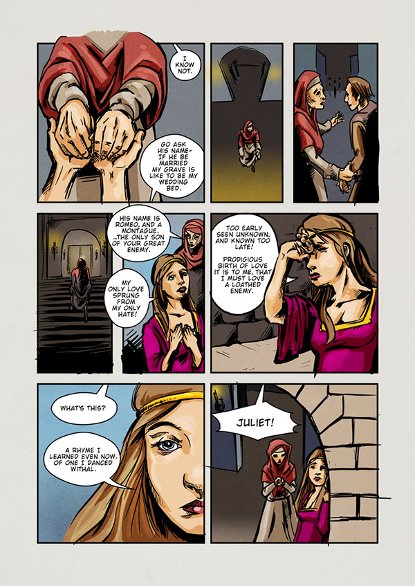 romeo and juliet graphic novel pdf download