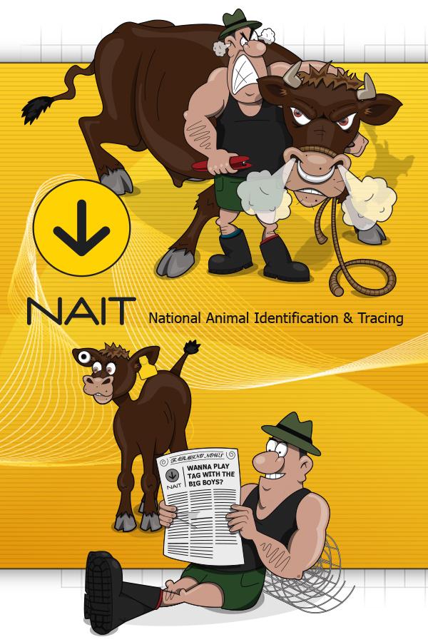 Character Design Nait : Nait character illustration on behance