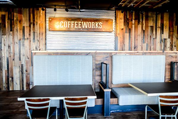 COFFEEWORKS On Behance