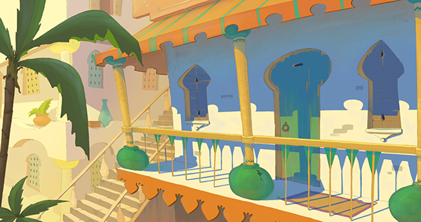 Animation Backgrounds by Tory Polska