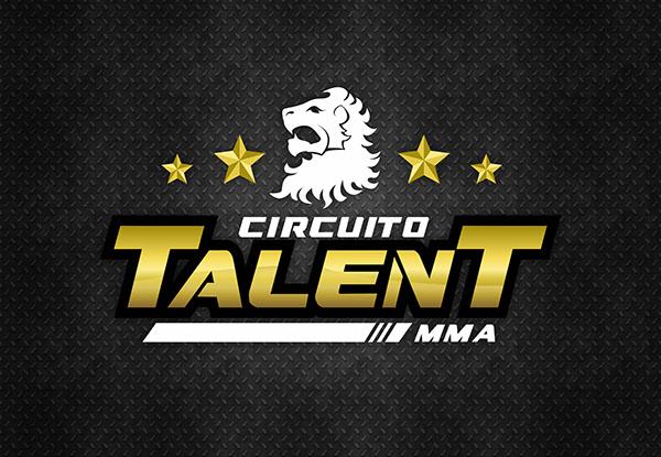 renault MMA Circuito Talent fight logo