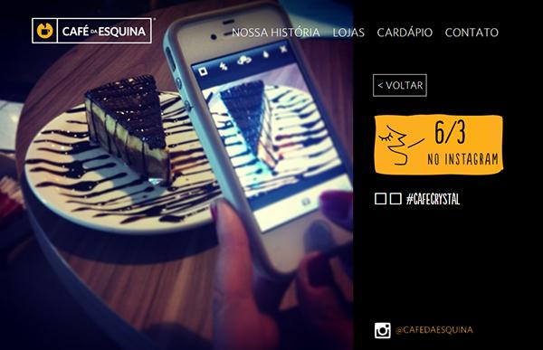 cafe da esquina  instagram