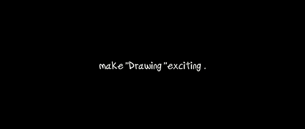 Make Drawing Exciting