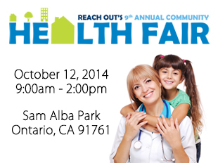 Reach Out Health Fair Ontario California