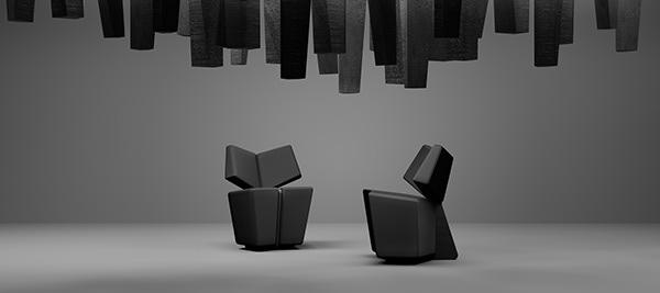 Stern lounge chair