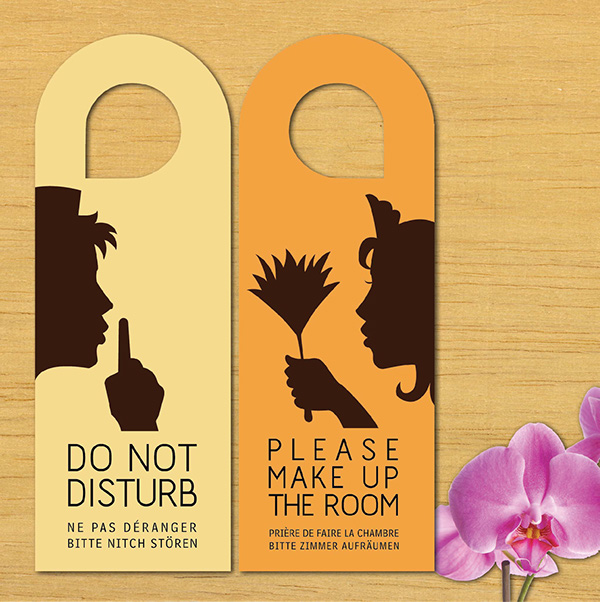 Door Tag Design on Behance
