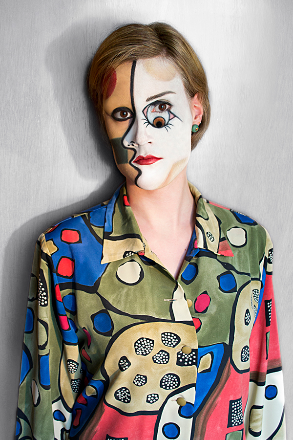 picasso face makeup