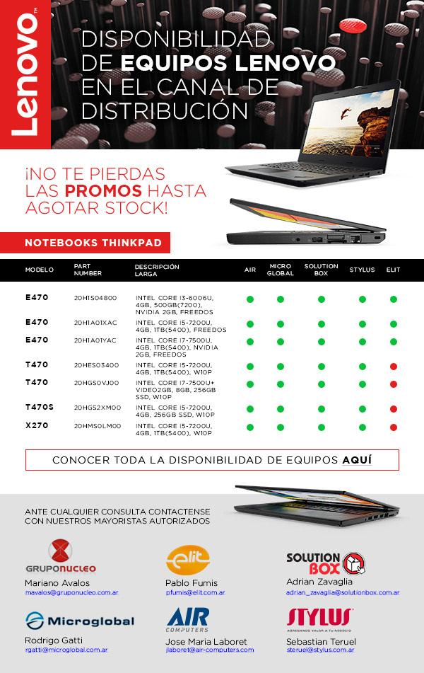 mailing Lenovo landing page diseño Campaña photoshop marketing