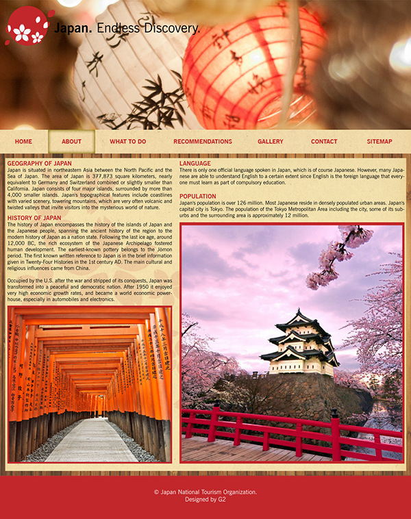 japan discovery endless