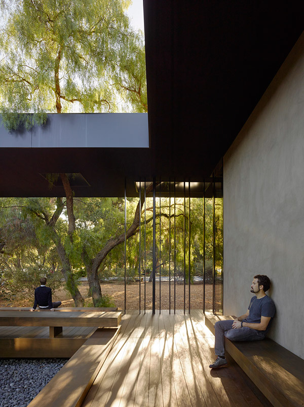 Windhover Contemplative Center On The National Design