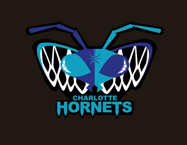 Charlotte Hornets LogoCharlotte Hornets Vector Logo