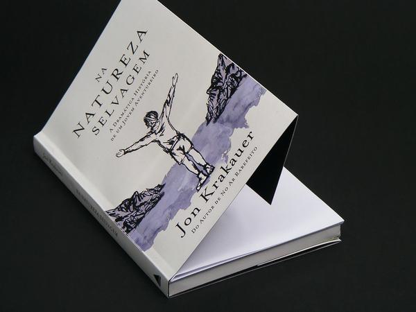 Natureza Selvagem Livro Escolhi o Livro na Natureza