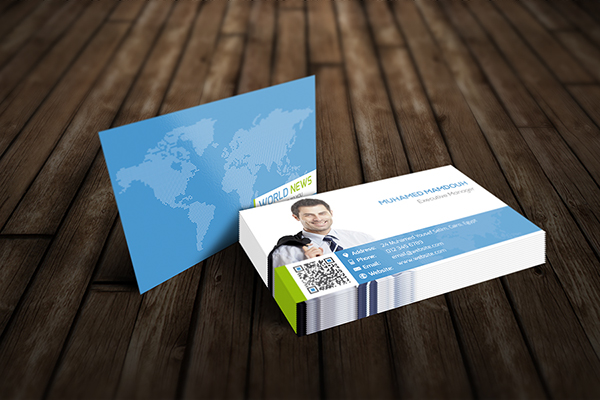 Realistic business card mockup on wacom gallery this pack of the realistic business card mockups is awesome for you to promote your works and view your business card designs in a great way colourmoves