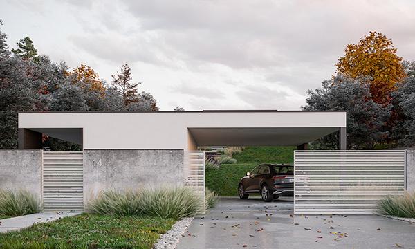 Dubrovo house