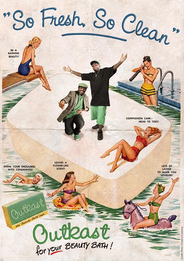ads vintage Retro