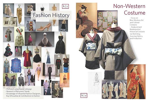 Fashion Design Portfolio On The Art Institutes Portfolios