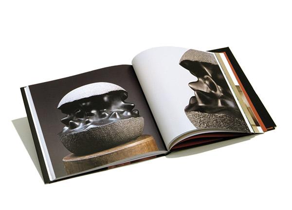 Livro arte escultura