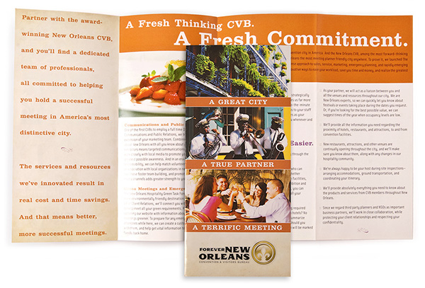 new orleans print ad NOMCVB Food  culture