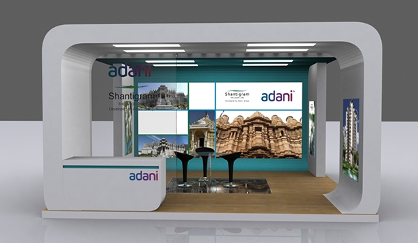 Exhibition Stall Design Ahmedabad : Exhibition stall design in ahmedabad on behance