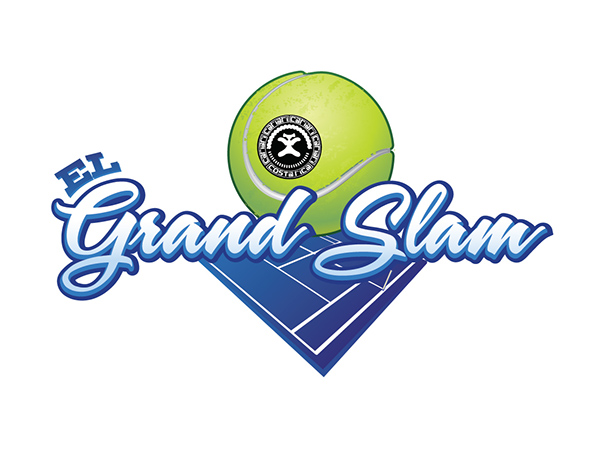 El Grand Slam tennis logo