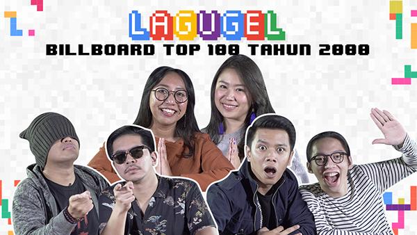 Lagugel series Billboard Top 100 in 2000