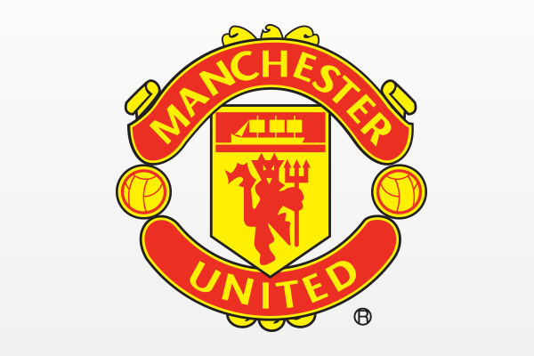 manchester united logo in flat on behance rh behance net manchester logistics manchester logan regional airport