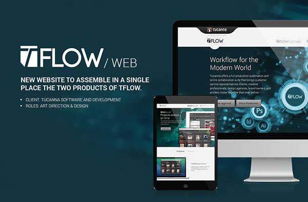tFlow Website 2013