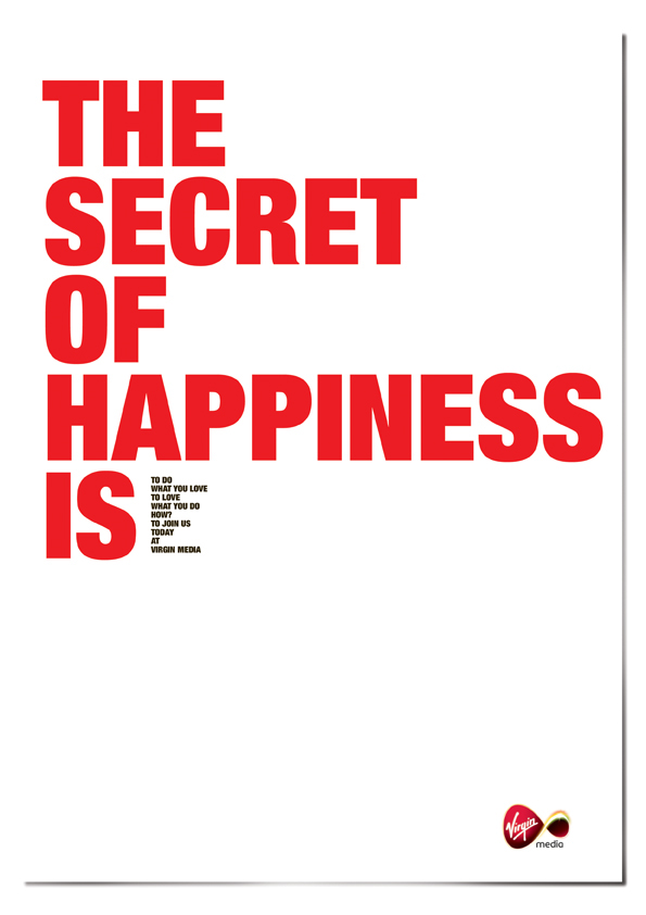 essay on the secret of happiness