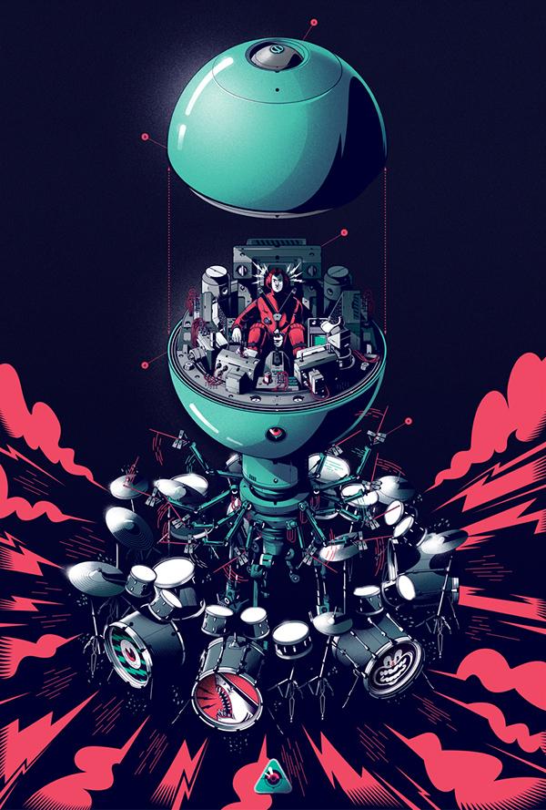 Drumbot