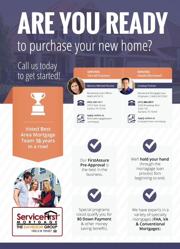 Mortgage Lender Assorted Flyers - Marketing Material on Behance