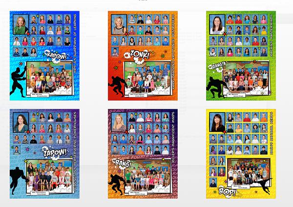 shipley u0026 39 s choice elementary yearbook designs on behance