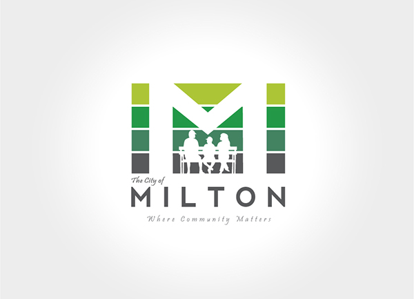 City of Milton Logo Account on Behance