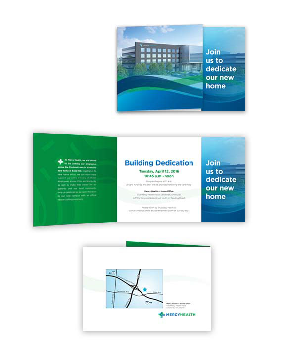 Corporate home office Decorating Ideas Behance Corporate Home Office Building Dedication Invitation On Behance