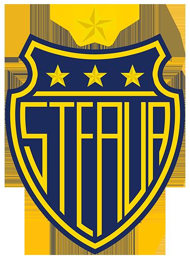 steaua bucuresti logo redesign on behance