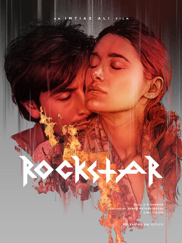 Image result for rockstar poster