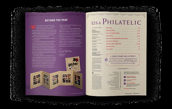 USPS Stamp Catalog On Behance