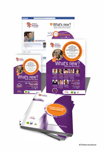 Marketing collateral conference branding communications