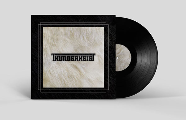 thunderheist NINJA TUNE big dada Music Packaging Album Packaging vinyl packaging vinyl