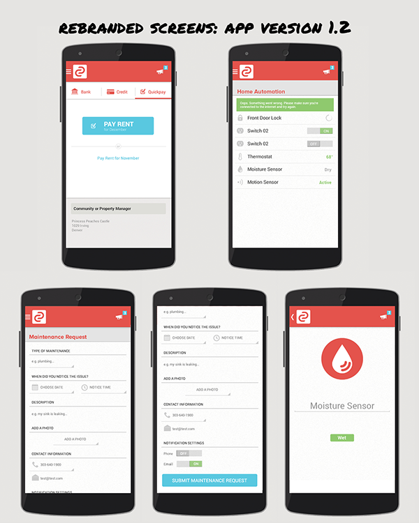 Remotely Android App for Home Automation on Behance
