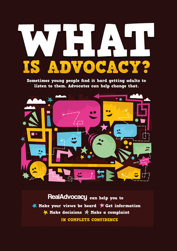 Real Advocacy Graphics On Behance