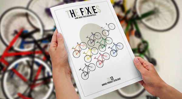 THE FIXIES. InDesign Product catalogue template. on Behance