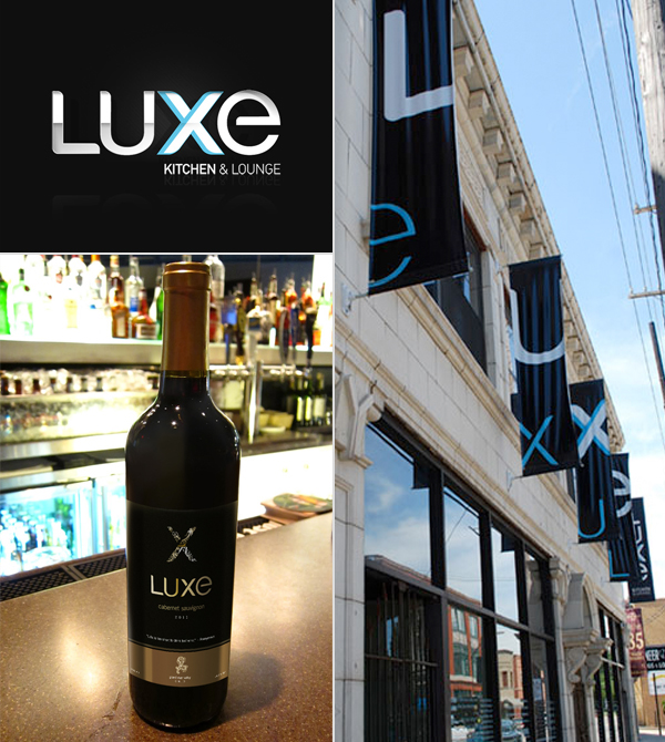 Luxe Kitchen & Lounge | Identity on Wacom Gallery