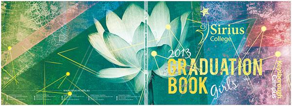 Graduation Book Cover Design : Abdullah kokce