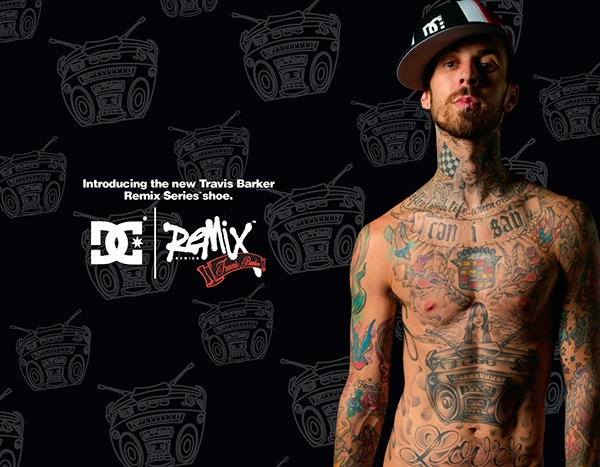Travis Barker Photos