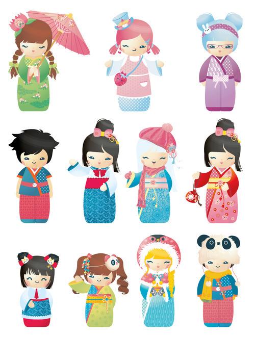 Character Design Magazine : Yoko on behance